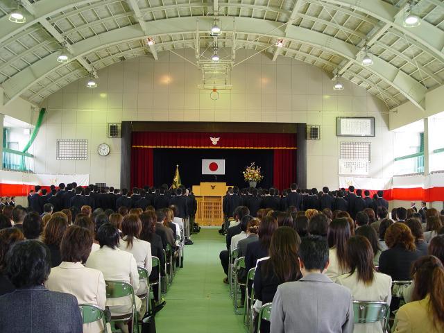 2005入学式 1