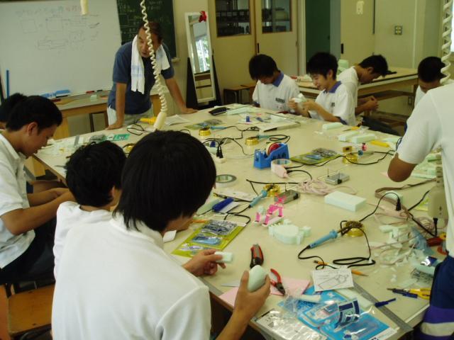 中学生体験入学 39
