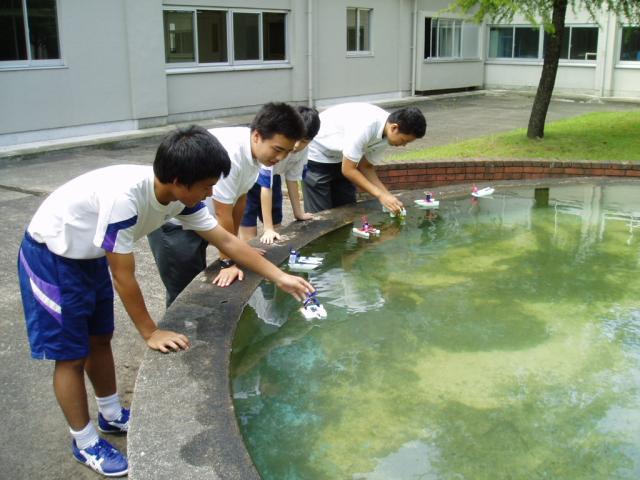 中学生体験入学 56