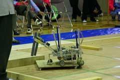 機械研究ロボ