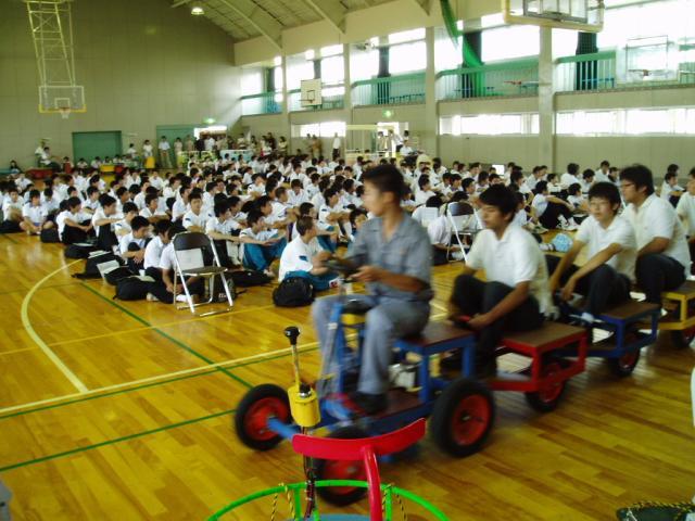 中学生体験入学 3