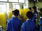 中学生体験入学 14
