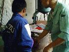 中学生体験入学 18