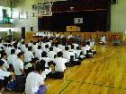 中学生体験入学 2